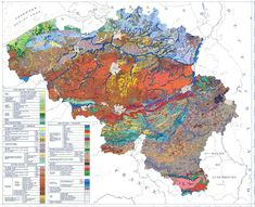 Soil Map Of Belgium Fine Climate Creatop Me Within