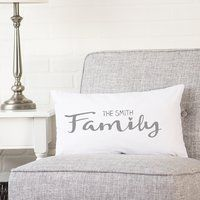 """The Cathy's Concepts """"Hello"""" Oblong Throw Pillow will be a simple yet stylish addition to any sitting area or bedroom in your home. This throw pillow is decorated with the word """"hello"""" in black cursive writing, and it features a plush cotton cover. Outdoor Throw Pillows, Accent Pillows, Floor Pillows, Decorative Throw Pillows, Bed Pillows, Throw Pillow Sets, Lumbar Pillow, Love Home, Pillow Inserts"""