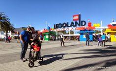 Felipe, o pequeno viajante: La Jolla, Legoland California e Sea Life Aquarium, uma combinação perfeita!