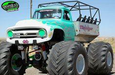 Thumper Monster Jam, Monster Trucks, Punisher, Old School, Vehicles, The Punisher, Vehicle, Tools