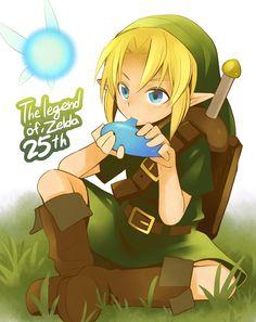 The Legend of Zelda  |  3D記念 by りと@リク休止中