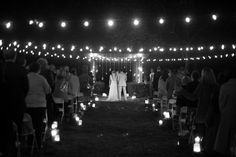 candlelit ceremony - Photography By / http://cheryldawn.com