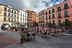 Malasaña, Madrid, Spain