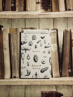 Little, Edward Carey: Book Review - BookmarkThat Personal Library, Book Review, My Books