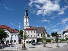 Lohnsburg am Kobernausserwald (Ried im Innkreis) Oberösterreich AUT