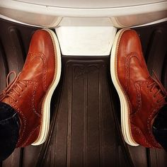 LunarGrand Wingtip in Woodbury | Cole Haan