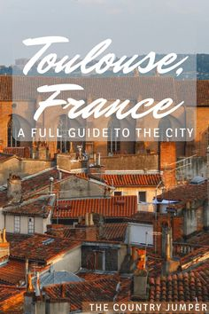 Toulouse, France is an excellent choice for a 'second' city to visit when in France. Without being overwhelming, Toulouse is full of spots to eat, things to see and lots of culture. Read more on how to fill your time in this special city. #toulouse #france #traveltips