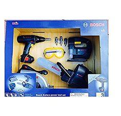 Bosch 8 Piece Power Tool Set