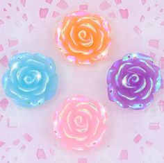 These #cabochons would be perfect for all kinds of crafts including, #decoden, card making. #Jewelry #DIY