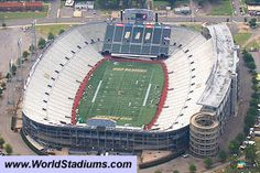 Legion Field Stadium, UAB Blazers----saddest thing in the world was watching the video that was taken when the football team was told by the board of trustees that they were canning the program. HeartbreakingMurderface