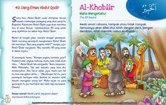 Kisah Asma'ul Husna Al-Khobiir