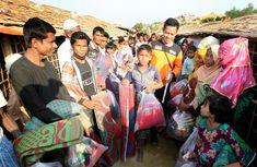 RZ Bantu Pangan dan Kesehatan untuk Rohingya :  Rumah Zakat kembali menyalurkan bantuan kepada para pengungsi Rohingya di Bangladesh pada Minggu (28/1). Awal tahun 2018 Rumah Zakat memberikan bantuan berupa Mobil