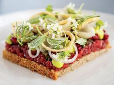 Local Flavor: A Slice of Scandinavia - Find out what's in a smørrebrød