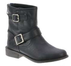 Breckelle Fresno-11, Cute Stylish Buckle Riding/Combat Ankle Boot ** For more information, visit now at Boots Shoes board