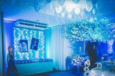 Ideias de Festas - Decoração de Festas em Fortaleza: Decoração tema Frozen