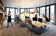 Team Bank HQ, Nuremberg, 2015 - Evolution Design