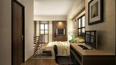 Mabolo Garden Flats offers loft and studio units. Small Office, Home Office, Home Inc, Lots For Sale, Property Development, Loft Design, Bedroom Loft, Real Estate Houses, Cebu
