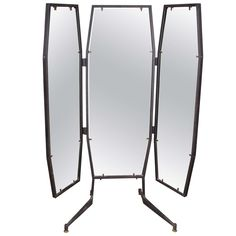 Port Free Minimalist Free Standing Pivoting Floor Mirror by ...