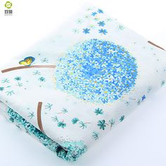 Blue dandelion Style cotton fabric home textiles tissu sewing telas patchwork cloth quilting tilda fabric 160*50cm-in Fabric from Home & Garden on Aliexpress.com | Alibaba Group