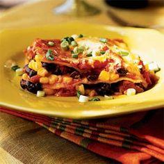 Tex-Mex Lasagna   MyRecipes.com