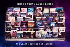 Win *50* #YoungAdult #Paperback #Books in this #YALit #Giveaway! #amreading