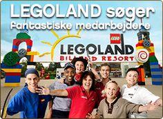 Masser af forlystelser, sjov og spændende oplevelser for børn og børnefamilier i LEGOLAND Billund