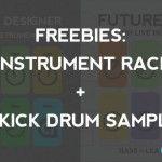 Freebies: 5 Instrument Racks and 30 Kick Drum Samples Sound Samples, Ableton Live, Music Production, Drums, Kicks, Instruments, Blog, Free, Musical Composition