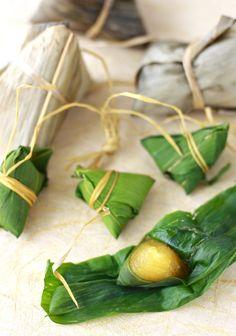 Zongzi: Tasty Chinese Rice Dumplings 粽子.