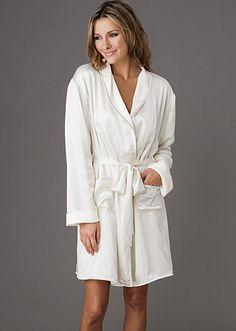 0e8aeeba5a Best Seller  Luxury silk terry reversible spa robe