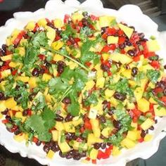 Carribean Dip Best Dip EVER! Trust me! You want to make this!