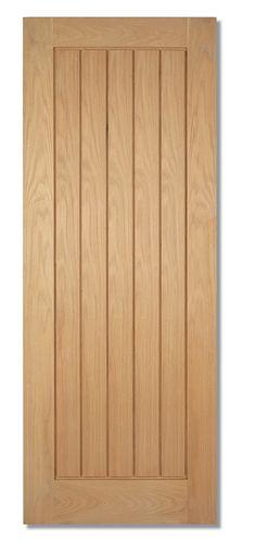 Traditional Oak Internal Door - Cotswold (Fire/Standard)