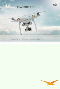 The Phantom 3 4K features a powerful 4K camera for pin sharp videos and multiple intelligent flight modes so you can have fun while you fly or just focus on your shot. Features Visual positioning system, GPS-Assisted Hover, and Wi-Fi Video Downlink.