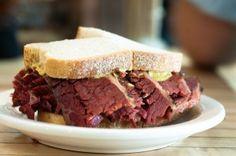 Montreal Smoked Meat Chef Noah Bernamoff of Mile End - Brooklyn, NY