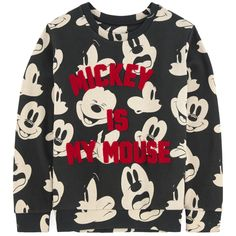 Mickey Family sweatshirt
