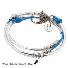 Love Wrap Add Your Charm Choice