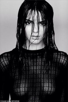 Um, Hello: Kendall Jenner Exposes Her Nipples In New Modeling Photo