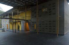 Pani Community Centre,Courtesy of SchilderScholte architects
