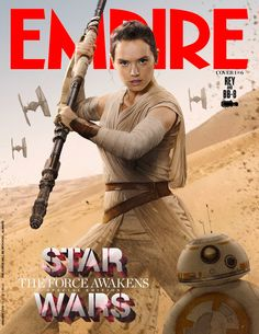 Empire - Star Wars: The Force Awakens, Jan 2015