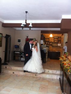 Copii mei in ziua nuntii,cea mai frumoasa zi!
