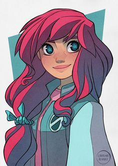 Pink by Kaisel.deviantart.com on @DeviantArt