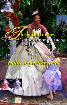 ºoº this girl in disney | shines amongst such royalty | walks in perfect stride ºoº