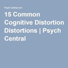 common perceptual distortions Avoid common perceptual distortions that bias the views of people and situations these distortions include the use of stereotypes and halo effects 7.