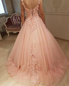 Buy Gorgeous Ball Gown Round Neck Sweetheart Open Back Peach Lace Long Prom Dresses uk in uk.Rock one of the season's hottest looks in a burgundy homecoming dress or choose a timeless classic little black dress. Long Prom Dresses Uk, Burgundy Homecoming Dresses, Prom Dresses With Pockets, Peach Prom Dresses, Tulle Ball Gown, Ball Gown Dresses, Pink Ball Gowns, Party Dresses, Sweet 16 Dresses