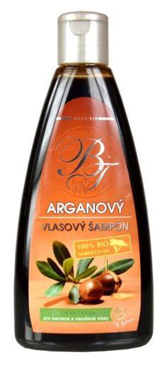 BODY TIP Arganový vlasový šampon - kosmetika Vivaco