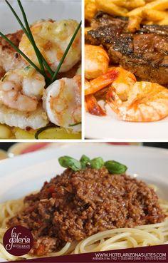 Ven y disfruta de los mejores platos en el #HotelArizonaSuites y deja que deleitemos tu paladar. #LaGaleríaRestaurante #VenYDisfruta #cucuta #colombia