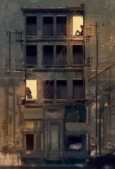 illustration by Pascal Campion Illustrations, Illustration Art, Pascal Campion, Bristol Board, Image Archive, American Artists, Amazing Art, Concept Art, Images