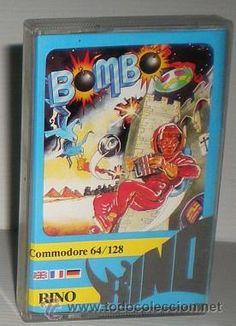 Bombo [Rino Marketing Ltd] 1986 [Commodore 64 C64]