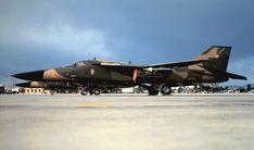 "523 TFS F-111D at ""Longrifle"" by F16CrewChief.deviantart.com on @deviantART"