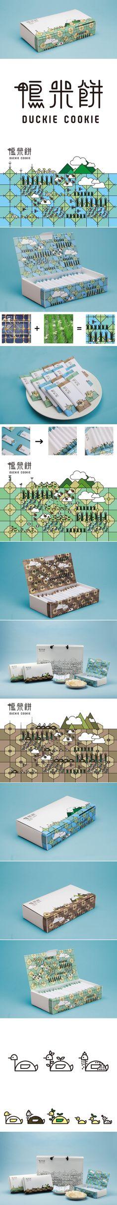 Duckie Cookie — The Dieline | Packaging & Branding Design & Innovation News