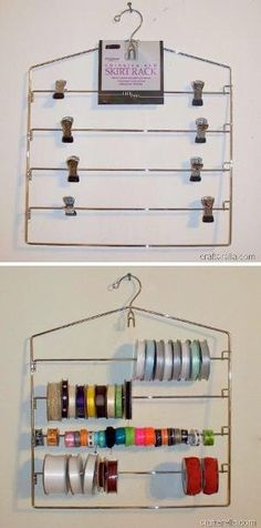 50 Inexpensive and Practical Storage Ideas by angelita